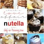 OVER 50 Mouthwatering Nutella Recipes!