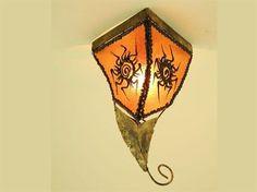 SET 2 PZ LAMPADA MURO  SUN   PARALUME APPLIQUE PARETE 30 CM DESIGN ETNICO