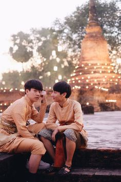 Off Jumpol ( & Gun Atthaphan ( × cr. to the owner Hot Actors, Actors & Actresses, Lgbt, Theory Of Love, Cute Gay Couples, Thai Drama, Sweet Couple, Korean Model, Celebs
