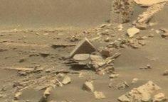 Foto enviada por robô da NASA mostra tijolo de uma antiga civilização que…