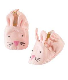 Pink Bunny BootiesPink Bunny Booties