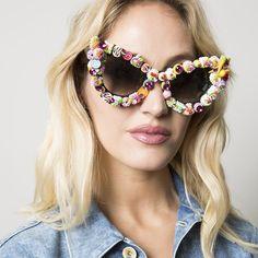 Cake by the Pound Sunglasses – NYLON SHOP