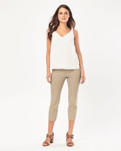 Betty Crop Trousers