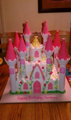Princess Castle   www.facebook.com/AbsolutelyCake or www.absolutelycake.com