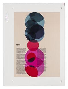 nice use of colour shape and tone.