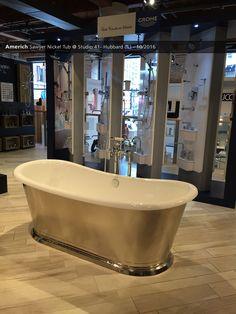 Americh Contura III Studio Naperville IL - Bathroom showroom naperville