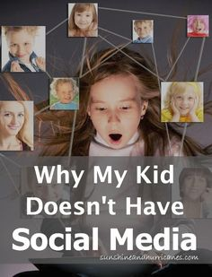 Here is everything you need to know before allowing your kids to open Facebook, Instagram, Twitter, or even Pinterest accounts. Social media is not all bad but there are things to know before children use it. sunshineandhurricanes.com