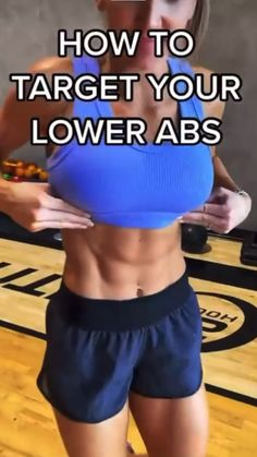 Gym Workout Videos, Gym Workout For Beginners, Fitness Workout For Women, Fitness Goals, Fitness Tips, Fitness Motivation, Summer Body Workouts, Easy Workouts, Workout Bauch