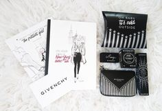 Givenchy x Mylittlebox Cold Girl, Givenchy, Corner, Mary, Cards Against Humanity, Box, Gifts, D Day, Boxes