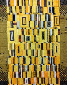 The Klimt Quilt from Lonni Rossi