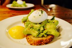 Brunch at The Electric Diner #nottinghill #brunch #eggs #avocado