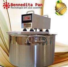 BENNEDITA PAN MEGA INOX 22L