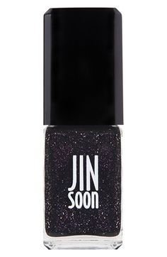 JINsoon 'Obsidian' Nail Lacquer available at #Nordstrom