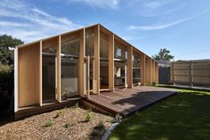 Gallery of Lean To House / Warc Studio - 2