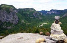 Les 10 plus belles randonnées du Québec   Sentier La Chouenne, Charlevoix.