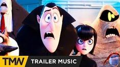 Hotel Transylvania 3 - Official Trailer Music | Audiomachine - Freaky Friday