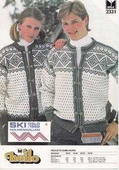 Ski VM Oslo 1982, Dale 2331