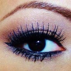 Golden Bronze Smokey Eye