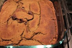 Spinach & Black Bean Brownies – inspired by Dr. Fuhrman's Black Bean Brownie recipe with Vanilla Frosting