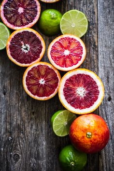 Blood Oranges ~ Mary Wald's Place - Blood Orange Margaritas | edibleperspective.com