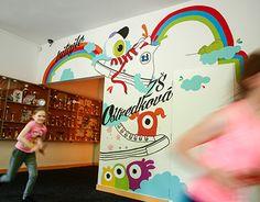Mural for schools