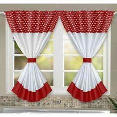 Kitchen Decor Curtains Home 68 Super Ideas Cream Curtains, Home Curtains, Kitchen Curtains, Curtain Patterns, Curtain Designs, Bed Cover Design, Rideaux Design, Farmhouse Curtains, Beautiful Curtains