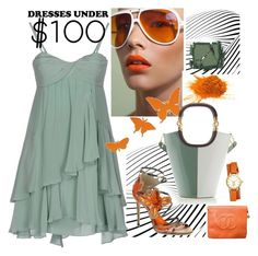 """""""Summer dream"""" by elenaspring ❤ liked on Polyvore featuring Atelier Fixdesign, Tory Burch, Surratt, Jimmy Choo, Marni and Chanel"""