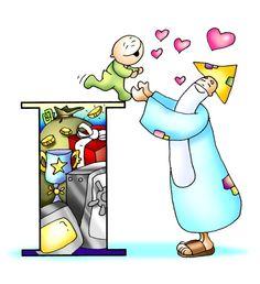 El primero: Amarás a Dios sobre todas las cosas