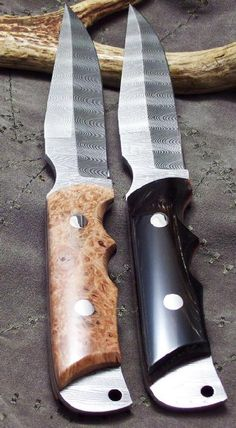 Custom Knives, Shadow Knives, Handmade Knives, Handmade Blades, Eddie White, Knifemaker, Custom Knife, Damascus Knives
