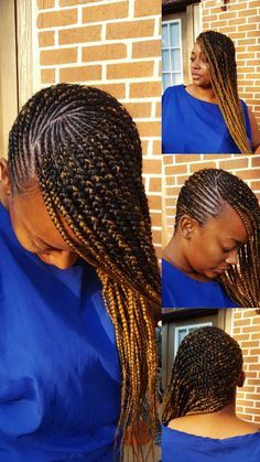 BRAID COLOR COMBO INSPIRATION FOR Summer | Black girls ...