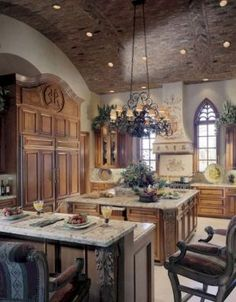 71 Best French Country Kitchen Design Ideas