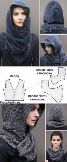 Insólito 'капюшон' (el patrón) \/ los Sombreros \/ la SEGUNDA CALLE