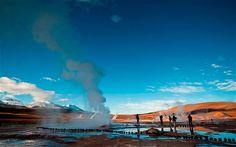 Geisers, Atacama Desert