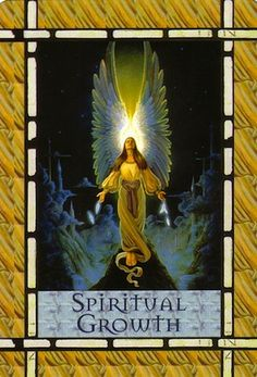 Daily Angel Card Reading: Spiritual Growth  |   Free Angel Card Readings