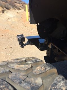 Don't forget to pick up our car mounts. #activeon #jeep #offroad