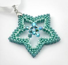 #beadwork Sweet Star