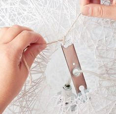 Comment fabriquer une boule de lampe soi-même? | BricoBistro
