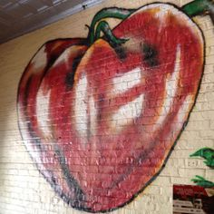 At a pizza restaurant in Chicago on West Randolph Street! Chicago Places To Visit, Pizza Life, Pizza Restaurant, Chicago Restaurants, Street, Painting, Pizza House, Painting Art, Paintings