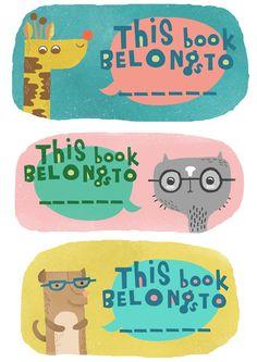 Illustration & Hand Lettering for Children on Behance