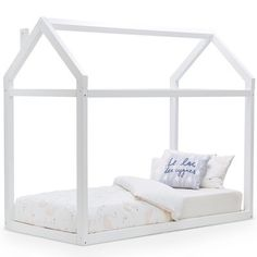 Ashia Low Single Bed by Continental Designs. Get it now or find more Beds at Temple & Webster. Low Single Bed, King Single Bed, Bedroom Furniture Online, Home Furniture, Furniture Ideas, Kids Bed Frames, Baby Girl Bedding, Beds Online, Bed Reviews