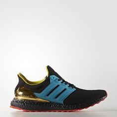 UltraBoost Kolor dropping today in only half sizes