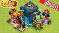 Clash of Clans Update Town Hall 11, New Hero and Bigger Defense, Powerful Tools and Bug Fixes