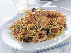 spaghetti allo scoglio Sale&Pepe ricetta