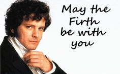 May the Firth be with you...