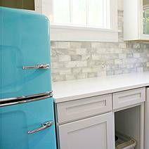 Big Chill | Retro | Fridges | Studio Size Big Chill Retro Refrigerator