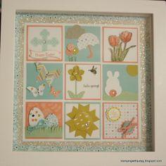 Springtime/Easter Sampler  by Judy Garza