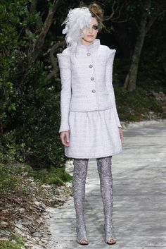 Chanel Spring 2013 Couture - Collection - Gallery - Style.com