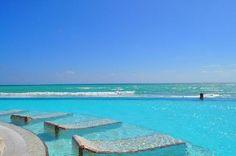 Now Jade Riviera - Mexico - Cancun Cancun Cancun - Honeymoon - Infinity Pool