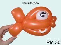 Come fare i Pesci Idee Esempi Estate con i palloncini modellabili Estate Mare