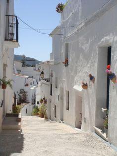 Spain  an alley